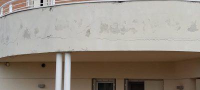 Impermeabilizzazione di terrazzi e balconi